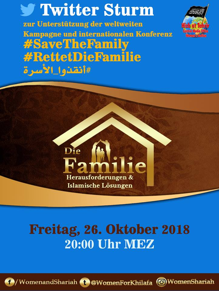WS CMO Twitter Storm Advert Family Crisis Camp 26th Oct 2018 GR