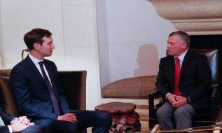 رژیم اردن با امریکا تجدید بردگی نموده و از دایرۀ فرمان امریکا تخطی نمیکند