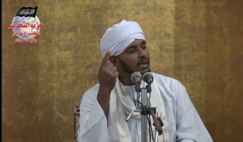 """ولایه سودان: درس مسجد """"یادبود سقوط خلافت!"""""""