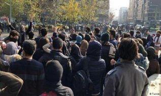 موج گستردۀ تظاهراتها علیه نظام در ایران