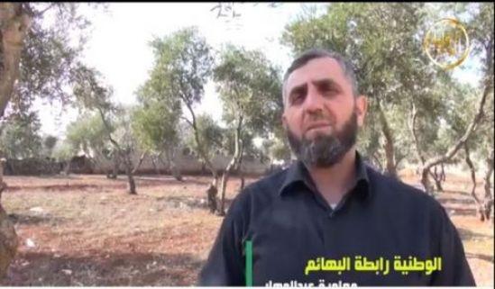 """تلویزیون الواقیه: """"خاطره های اهل شام: رابطۀ وطن پرستی رابطۀ حیوانات است!"""""""
