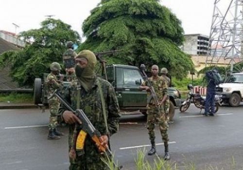 کودتای نظامی در گینه
