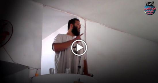 """Suriye Vilayeti: Konuşma; """"Grupları (Ahzab) izole eden tampon bölge (Hendek) ya da Srebrenitsa gibi bir teslim mi?!"""""""