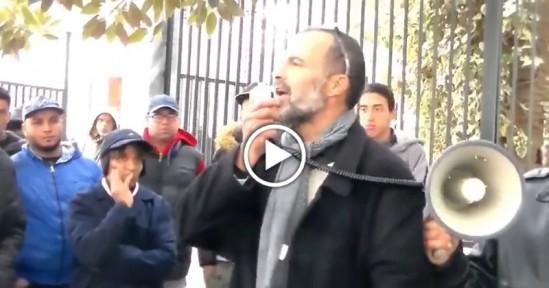 """Tunus Vilayeti: Mescid Konuşması; """"İşte Ümmetin Tam Vakti"""""""