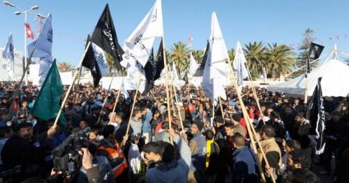 """Hizb-ut Tahrir / Tunus Vilayeti, """"Kim Allah'tan Başka Daha Güzel Hüküm Verebilir?"""" Başlıklı Bir Kampanya Başlattığını Duyurur"""