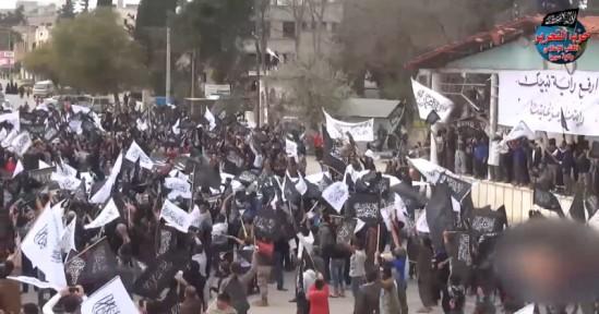"""Hizb-ut Tahrir Suriye Vilayeti: Medya Raporu; """"Hizb-ut Tahrir ve Suriye Devrimindeki Rolü"""""""