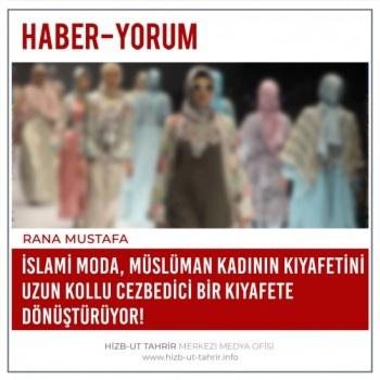 İslami Moda, Müslüman Kadının Kıyafetini Uzun Kollu Cezbedici Bir Kıyafete Dönüştürüyor!