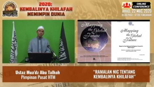 Malezya: Hilafet'in Yıkılışının 99. Yıldönümü Kapsamında Faaliyetler