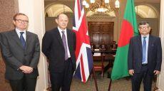 Bangladeş ve İngiltere Arasındaki 4. Stratejik Diyalog Görüşmelerinde Bangladeş'in 'Buyur Efendim' Tutumu, Efendi-Köle İlişkisinin Göstergesidir; Sadece Hilafet Bu Kölelik Zincirini Kırabilir
