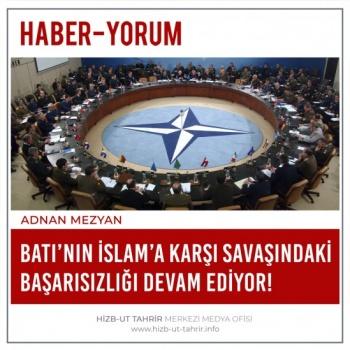 Batı'nın İslam'a Karşı Savaşındaki Başarısızlığı Devam Ediyor!