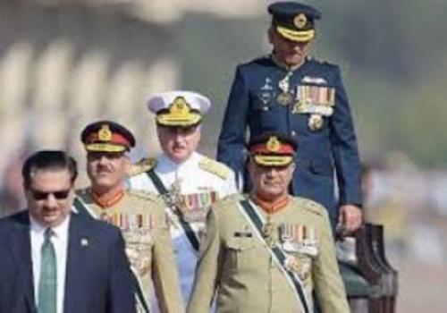 فوجی سروس میں ایکسٹینشن صرف اس کیلئےخوشی کا باعث ہو سکتی ہے جوسلطان محمد فاتح کی طرح...
